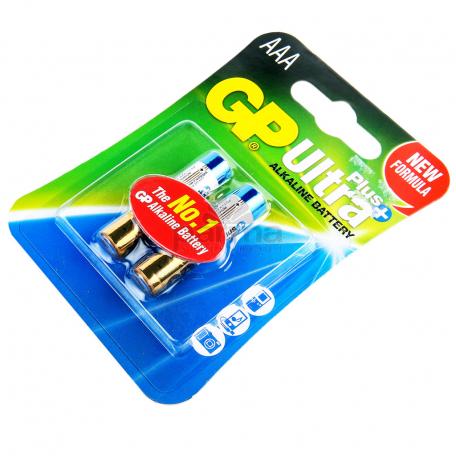 Մարտկոց «GP Ultra Plus Alkaline» AAA 24AUP-UE2
