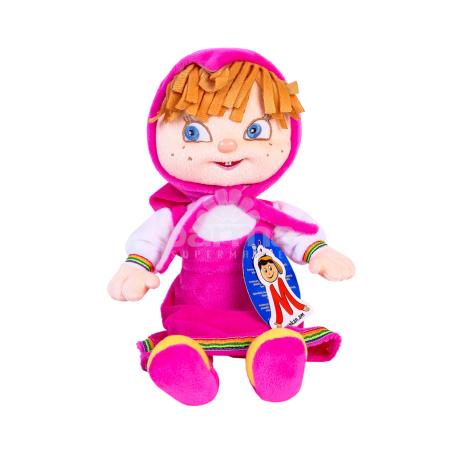 Փափուկ խաղալիք «Մանկան» Մաշա տիկնիկ հատ