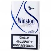 Ծխախոտ «Winston Xstyle Blue»