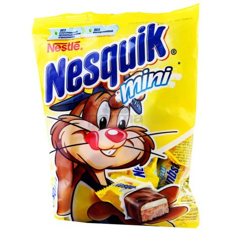 Շոկոլադե կոնֆետ «Nesquik Mini» 171գ