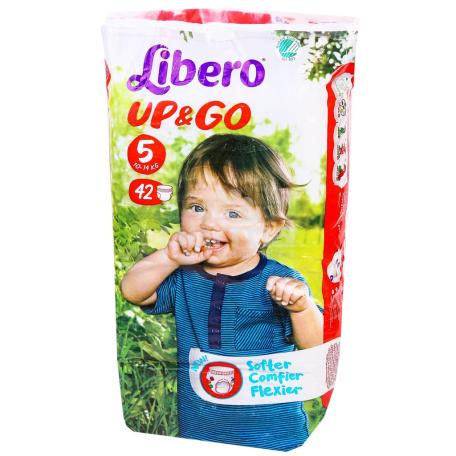 Վարտիք-տակդիրներ «Libero»