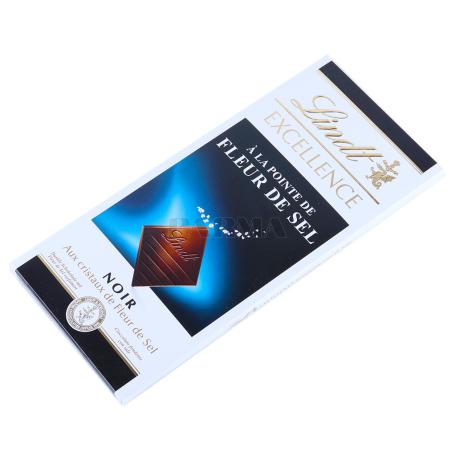 Շոկոլադե սալիկ «Lindt Excellence» դառը 100գ