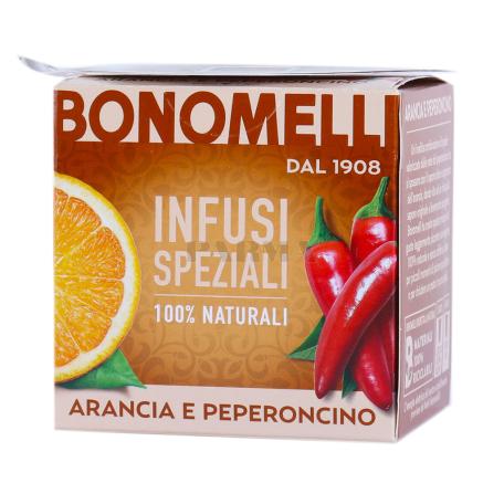 Թեյ «Bonomelli» նարինջ, չիլի պղպեղ 20գ
