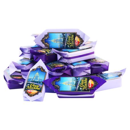 Շոկոլադե կոնֆետներ «Огни Москвы» կգ
