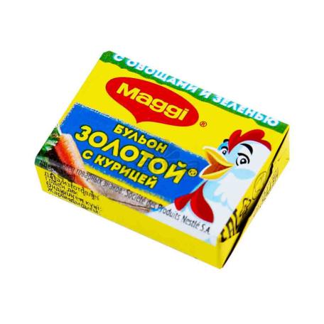 Արգանակ հավի «Maggi» 10գ