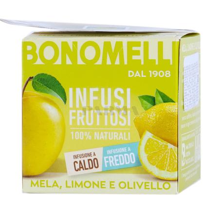 Թեյ «Bonomelli» խնձոր, կիտրոն, չիչխան 23գ