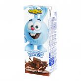 Կոկտեյլ կաթնային «Смешарики» շոկոլադ 2.5% 210գ