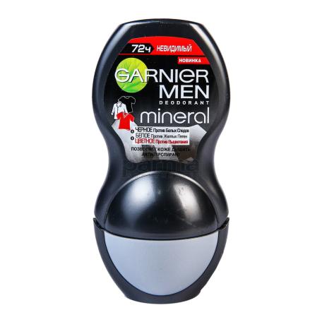 Հակաքրտինքային միջոց «Garnier Men Mineral» 50մլ