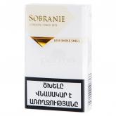 Ծխախոտ «Sobranie LSS gold»