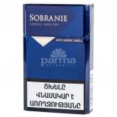 Ծխախոտ «Sobranie LSS Blue»