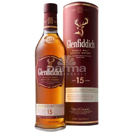 Վիսկի «Glenfiddich» 15տ 750մլ