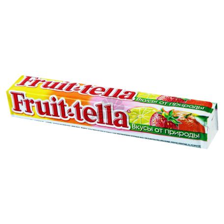 Դոնդողանման կոնֆետներ «Fruittella» 41գ