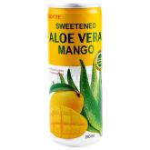 Ըմպելիք «Lotte Aloe» մանգո 240մլ