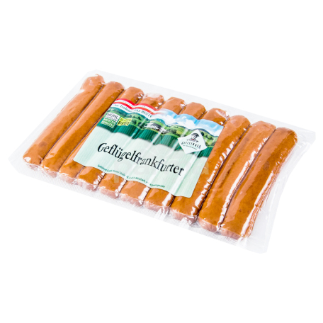 Sausage Frankfurt `Greisinger` 250g