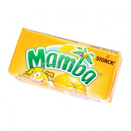 Կոնֆետ «Mamba» նարինջ 26.5գ
