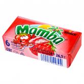 Կոնֆետ «Mamba» ելակ 26.5գ