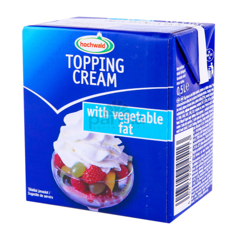 Սերուցք «Hochwald Topping Cream» 27% 500մլ