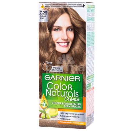 Մազի ներկ «Garnier Color Naturals N7»