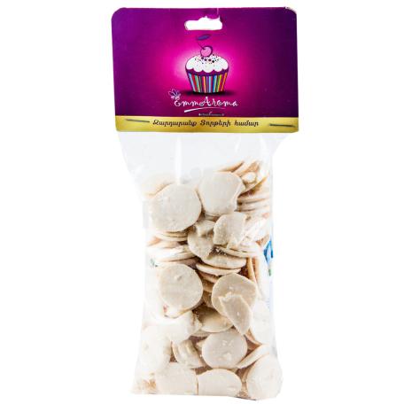 Ջնարակ «Էմմարոմա» սպիտակ շոկոլադ 200գ