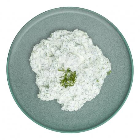 Աղցան «Պարմա» քամած մածունով, կանաչիով կգ