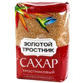 Շաքարավազ «Золотой Тростник» շագանակագույն 900գ