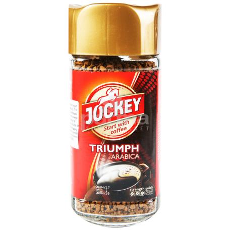 Սուրճ լուծվող «Жокей Триумф» 95գ