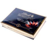 Շոկոլադե կոնֆետներ «Lindt» մուգ շոկոլադ 125գ