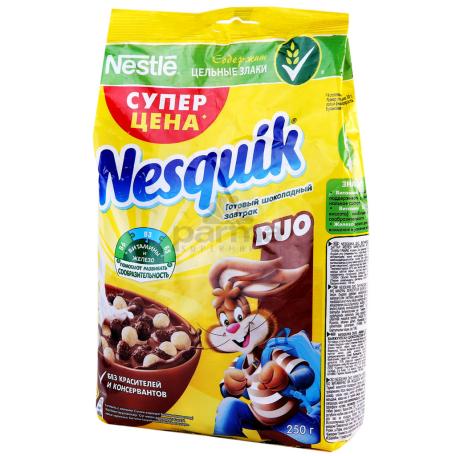 Պատրաստի նախաճաշ «Nestle Nesquik Duo» 250գ