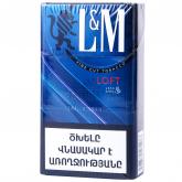 Ծխախոտ «L&M Blue»