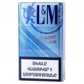 Ծխախոտ «L&M Sea Blue»