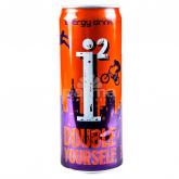 Էներգետիկ ըմպելիք «i2» 330մլ