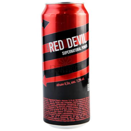 Էներգետիկ ըմպելիք «Red Devil Perfect» 500մլ