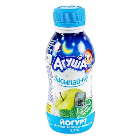 Յոգուրտ ըմպելի «Агуша» 2.7% 200գ