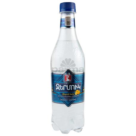 Հանքային ջուր «Ջերմուկ» կիտրոն 500մլ