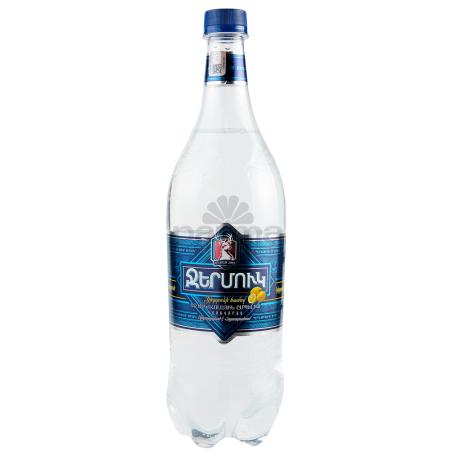 Հանքային ջուր «Ջերմուկ» կիտրոն 1լ