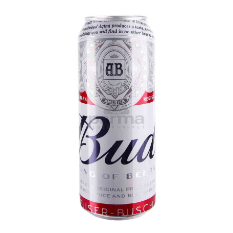 Գարեջուր «Bud» 500մլ