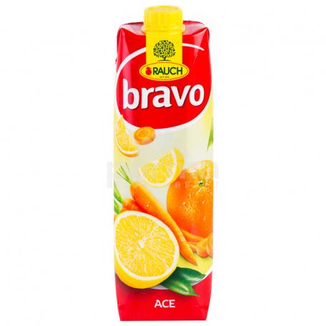 Հյութ բնական «Bravo ACE» 1լ