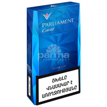 Ծխախոտ «Parliament Carat Blue»