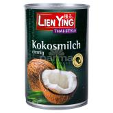 Կոկոսի կաթ «Lien Ying» 60% 400մլ