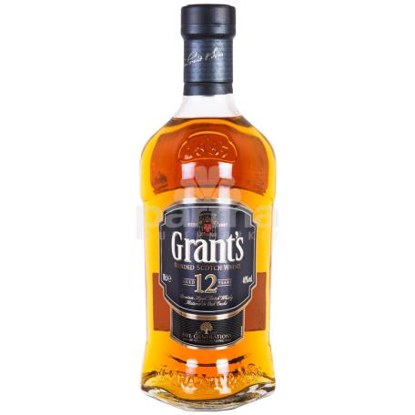 Վիսկի «Grant՝s Five Generations» 12տ 700մլ