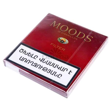 Սիգար «Dannemann Moods Filter»