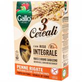 Մակարոն «Gallo 3 Cereali Penne Rigate» 250գ