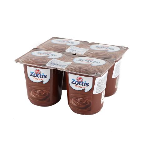 Աղանդեր «Zott Zottis Dessert» շոկոլադե 0.9% 115գ