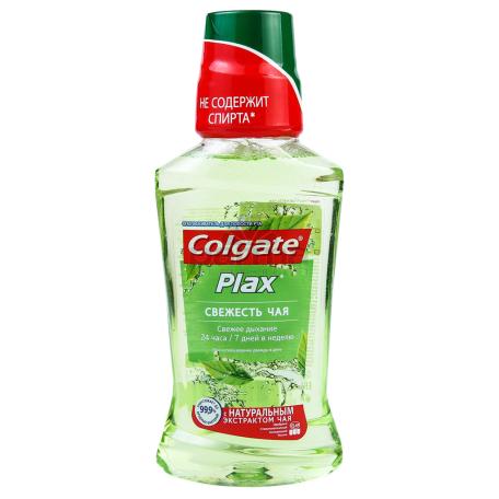 Ողողման հեղուկ «Colgate Plax» 250մլ