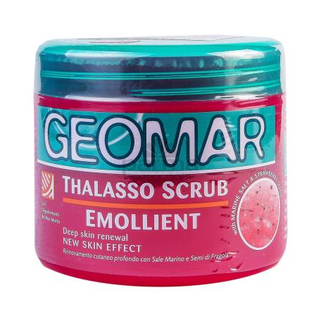 Մարմնի սկրաբ «Geomar emollient» ելակ 600գ