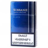 Ծխախոտ «Sobranie Slims Blue»