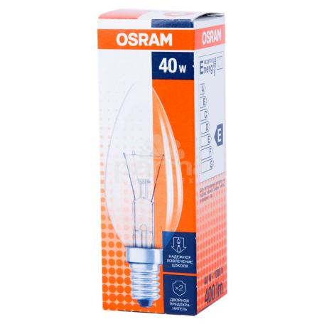 Լամպ «Osram Class 40w E14»