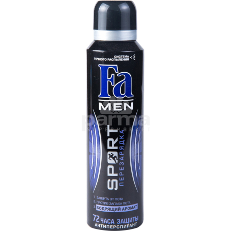 Հակաքրտինքային միջոց «Fa Men Sport» 150մլ