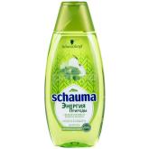 Շամպուն «Schauma» եղինջ և կանաչ խնձոր 400մլ