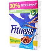 Փաթիլներ ցորենի «Nestle Fitness» 410գ